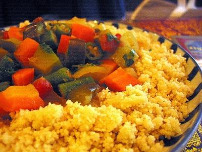 Vegan algerian couscous blog 4 veggielover 39 s for Algerian cuisine