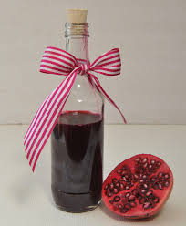 The recipe is pretty straightforward, but one thing to keep an eye on is the consistency. Pomegranate molasses will thicken further in the refrigerator (in fact, it will take quite a while for it to reach the tip of the bottle when you try to pour), so what you should be looking for is a thickness that resembles a simple sugar syrup rather than a thick, lava-like molasses consistency. To make sure you've got it right, you can chill a small plate in the freezer and check the consistency close to the end. The size of the pan will affect baking time. I've used a half-sheet pan. If you use a larger pan, it will reduce more quickly and reach the desired consistency earlier.