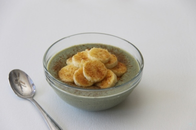 Chia Cereal with Banana