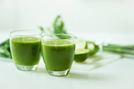 kale green apple lime smoothie